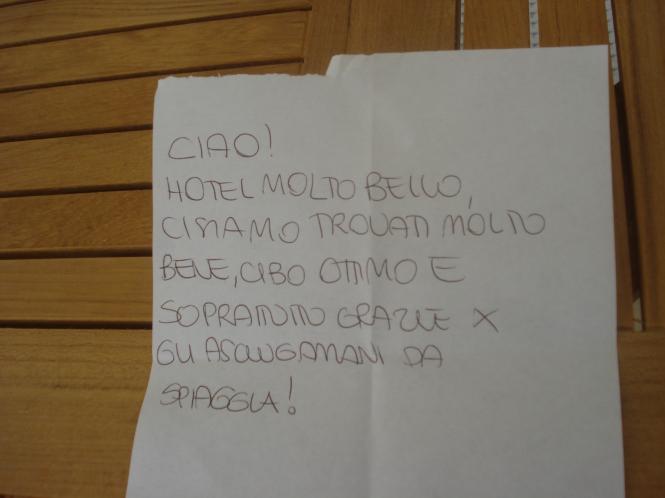 Suggerimento  hotel San Salvador