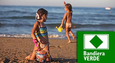 bandiera-verde-2016- spiagge-bimbi-friendly